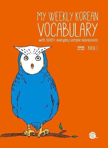 Read Epub Pdf My Weekly Korean Vocabulary Book 1 With 1600