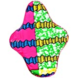 Idham One-Use (Bag Of 10 Pads) - 100% Biodegradable Cotton Cloth Sanitary Pads
