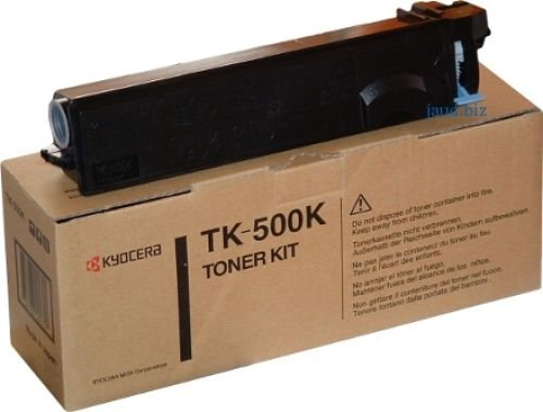 Preisvergleich Produktbild Kyocera Toner Black TK-500K Pages 8.000, 370PD0KW (Pages 8.000)
