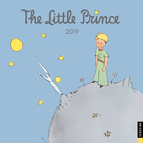The Little Prince 2019 Calendar
