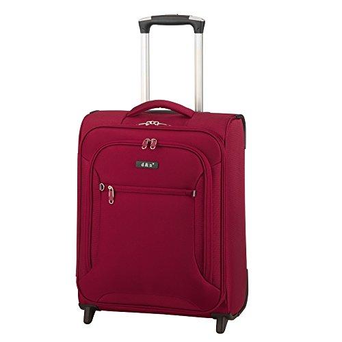 Fabrizio Sac de voyage rouge bordeaux ca. 80 x 40 x 37 cm ehxcnWvk5G