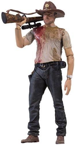THE WALKING DEAD TV SERIES 2 DEPUTY RICK GRIMES ACTION FIGURE 1