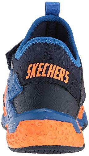 Sneaker Cosmica Skechers Blu Bambini Schiuma 97505l Blu Ii wqqaXEr4