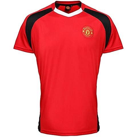 CUSTOM-MADE personalizzato ufficiale Manchester United Football