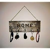 Colgador de llaves o gafas de bienvenida para el hogar