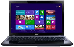 Acer Aspire V3-571 15.6-inch Laptop (Intel Core i7 3632Q, 4GB RAM, 500GB HDD, DVDSM DL, LAN, WLAN, BT, Webcam, Integrated Graphics, Windows 8)