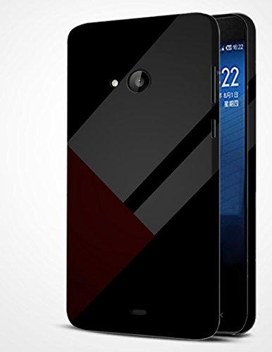 mbamarsal Printed Mobile Cover for Nokia Lumia 540/Nokia 540 Mobile Cover (MLC001)