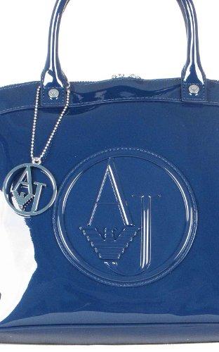 Armani Jeans , Sac à main pour femme bleu
