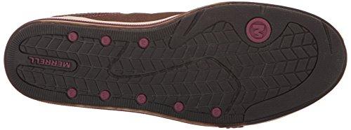 Merrell Damen Rant Sneakers Schwarz (black Ardesia)