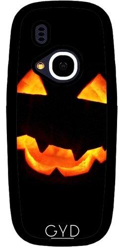 (DesignedByIndependentArtists Hülle für Nokia 3310 2017 - Halloween Kürbis by hera56)