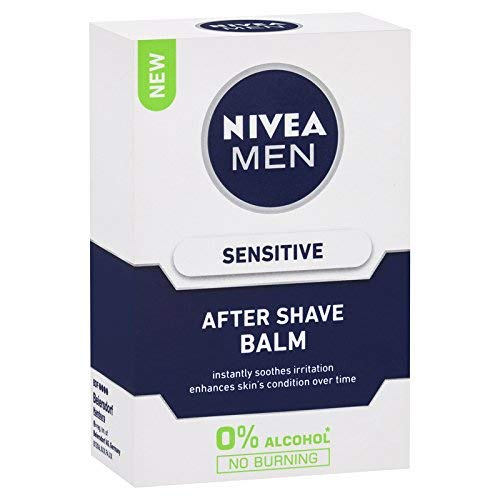 Nivea Men After Shave Balm Sensitive 100 ML Made in Germany