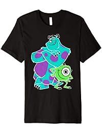 Disney Pixar Monsters University Sulley Mike Buds T-Shirt