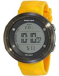 Fastrack Trendies Analog Grey Dial Men's Watch-38047PP01