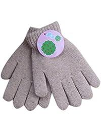 TopTie Kid Knit Gloves, One Size