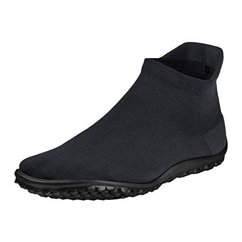 leguano Sneaker Schwarz 1000201003 Herren Sneaker schwarz, EU M