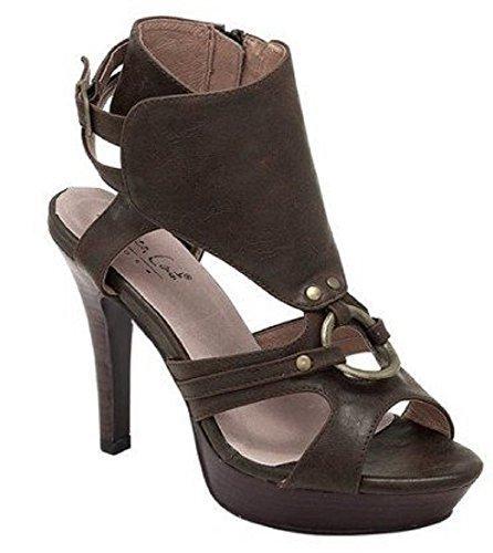Sandaletten von Andrea Conti - Farbe Braun Braun