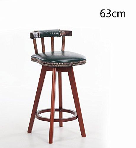 Usato, famiglia sgabelli bar Scale a chiocciola in legno massello usato  Spedito ovunque in Italia