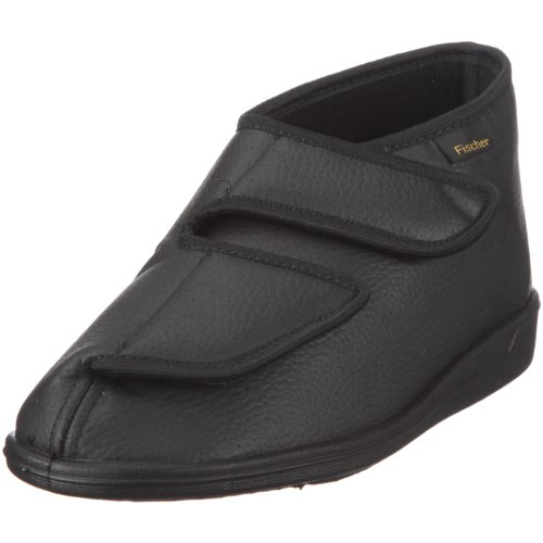 fischer-mens-frank-senior-hoch-cold-lined-low-house-shoes-black-size-9