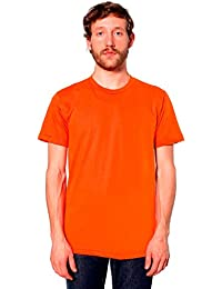 American Apparel Fine Jersey Short-Sleeve T-Shirt