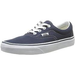 Pisahuevos Vans Era - Zapatillas de skate unisex, color azul (blau navy), talla 44.5