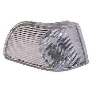 Volvo C70/S70/V70 1996-2005 Indicator Lamp White Lens (Situated Next To Headlamp) O/S Drivers Side
