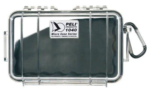 Peli 1040 Micro Case Transportbox mit schwarzer Auskleidung Pelican 1040 Micro Case