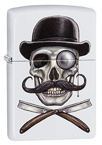 Zippo Skull and Razors Design - 214 Collection 2019-60004113 - 46,95 €