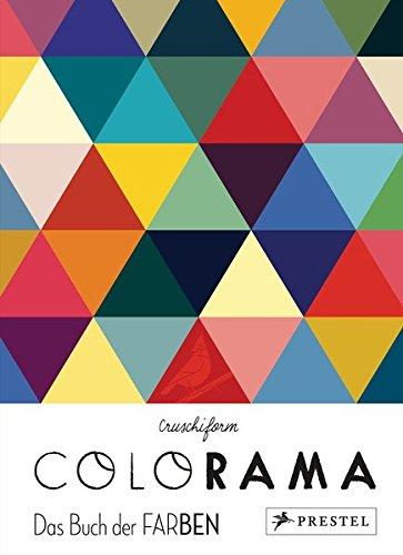 COLORAMA – Das Buch der Farben Buch-Cover