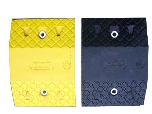 viso-speed50-lot-de-2-ralentisseurs-en-kit-noir-jaune