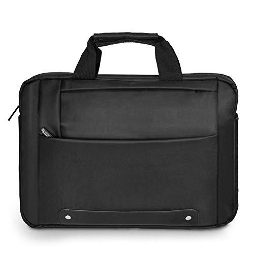 KRACKQNVOCR Laptoptasche 14,1 Zoll Aktentasche Schulter Umhängetasche Wasserabweisende Laptoptasche Schultasche Tablet Bussiness Tragetasche Laptoptasche