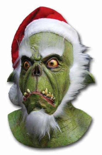 Santa Grinch Maske (Der Maske Grinch)