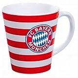 Offizieller Bayern München Wappen Keramik Kaffee Becher (313ml)