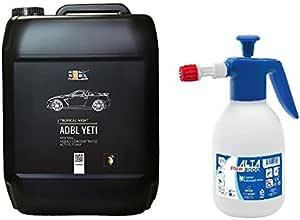 Alta Foam 2000 Viton V 2 0 L Box Adbl Reinigungsschaum 5l I 2 Teiliges Reinigungs Set Auto