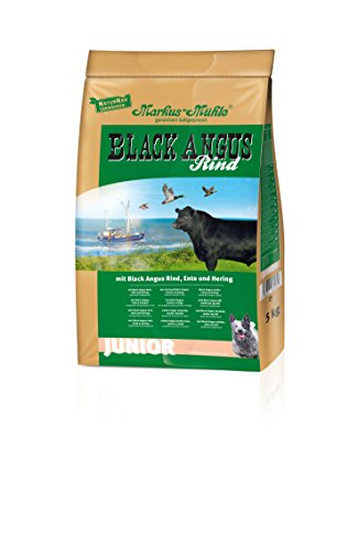 Markus Mühle Black Angus Junior, 1er Pack (1 x 5 kg)