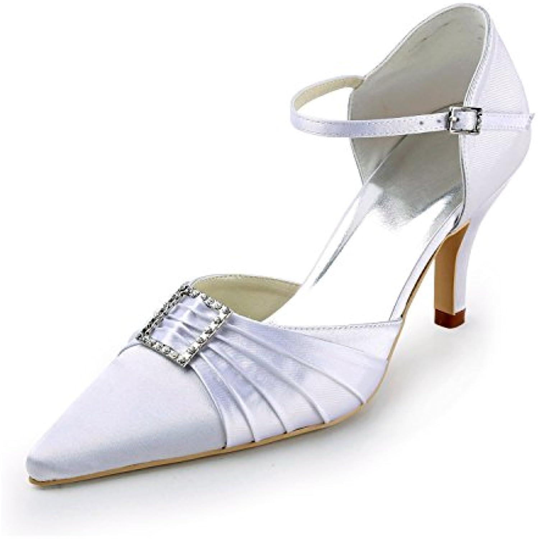MINITOO MINITOO MINITOO , Escarpins Femme - Beige - Ivory-7cm Heel, 38 - B01KVPSZUK - ec5e4e