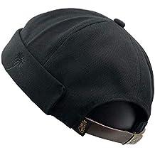 Clape Watch - Gorra de Trabajo Commando de Pana de Pana sin Llama con  diseño de 9cb55aa837c