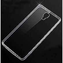 Prevoa ® 丨Funda silicona tpu gel case cover cobertura para Xiaomi 4 M4 Mi4 Smartphone - Claro