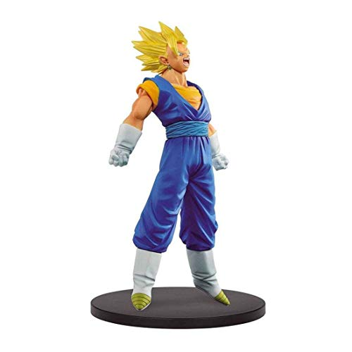 Banpresto Dragonball Super DXF The Super Warriors Vol.4 - Super Saiyan Vegetto Figure - 18cm