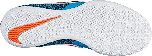 Nike Elastico Pro III IC Jr Unisex-Kinder Fußballschuhe GAME ROYAL/GAME ROYAL