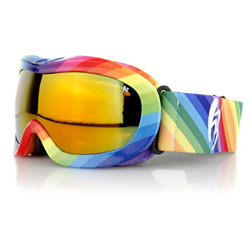 Kinder Skibrille–Rainbow