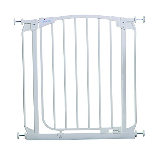Dreambaby Chelsea Swing Closed Security Gate (White)