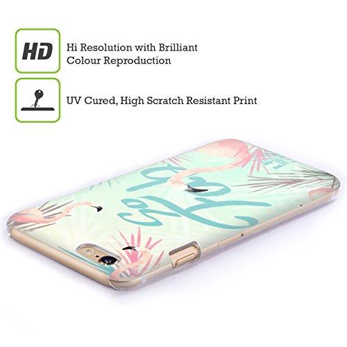 Head Case Designs Aztekisch Glam Fab Flamingo Ruckseite Hülle für Apple iPhone 6 / 6s Tropisch
