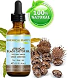Botanical Beauty Jamaican Black Castor Oil, 1oz by Botanical Beauty