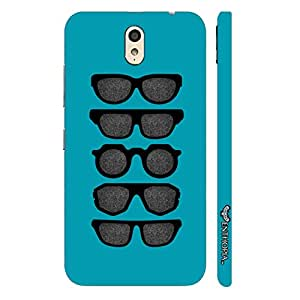 Lenovo P1M Cool Spectacles designer mobile hard shell case by Enthopia