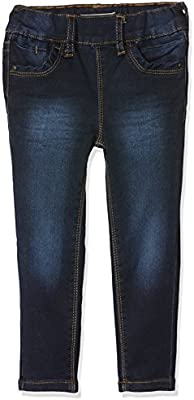 NAME IT Nittanja Dnm Legging Nmt Noos, Jeans Niñas