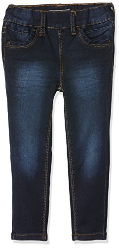 NAME IT Mädchen Jeans NITTANJA DNM Legging NMT NOOS, Blau (Dark Denim), 152