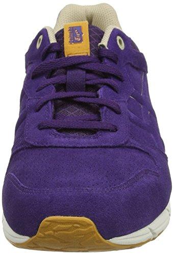 Asics Shaw Runner - Zapatillas Deportivas Bajas, Unisex - Púrpura Adulto (púrpura 3333)