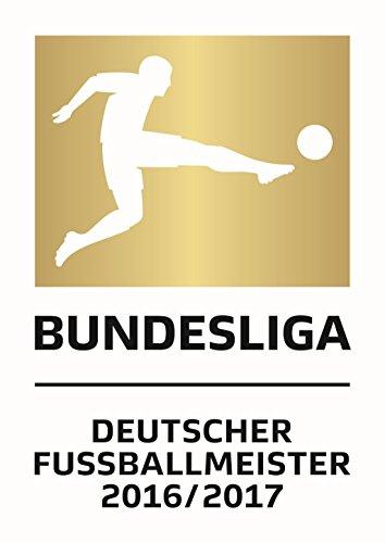 ProPrint Bayern München Badge/Patch 20172018Bundesliga Deutscher Fussball Meister