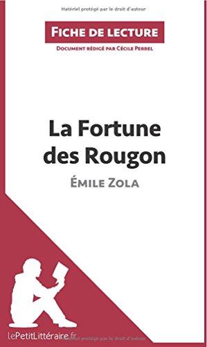 La Fortune des Rougon de Émile Zola (Fiche de lecture): Résumé Complet Et Analyse Détaillée De L'oeuvre
