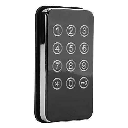 FTVOGUE Código de dígitos Gabinete de combinación Cerradura sin Lla